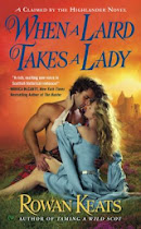 Giveaway: When a Laird Takes a Lady