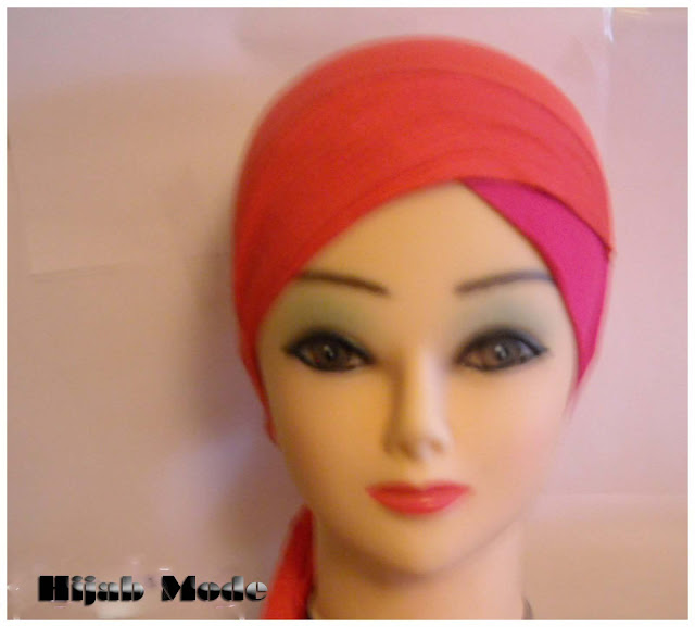 bonnet pour hijab