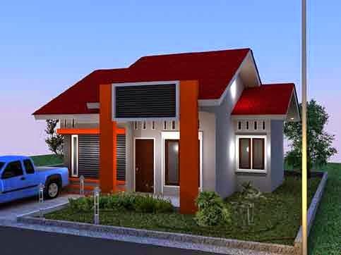 7 Cotoh Desain Rumah Minimalis