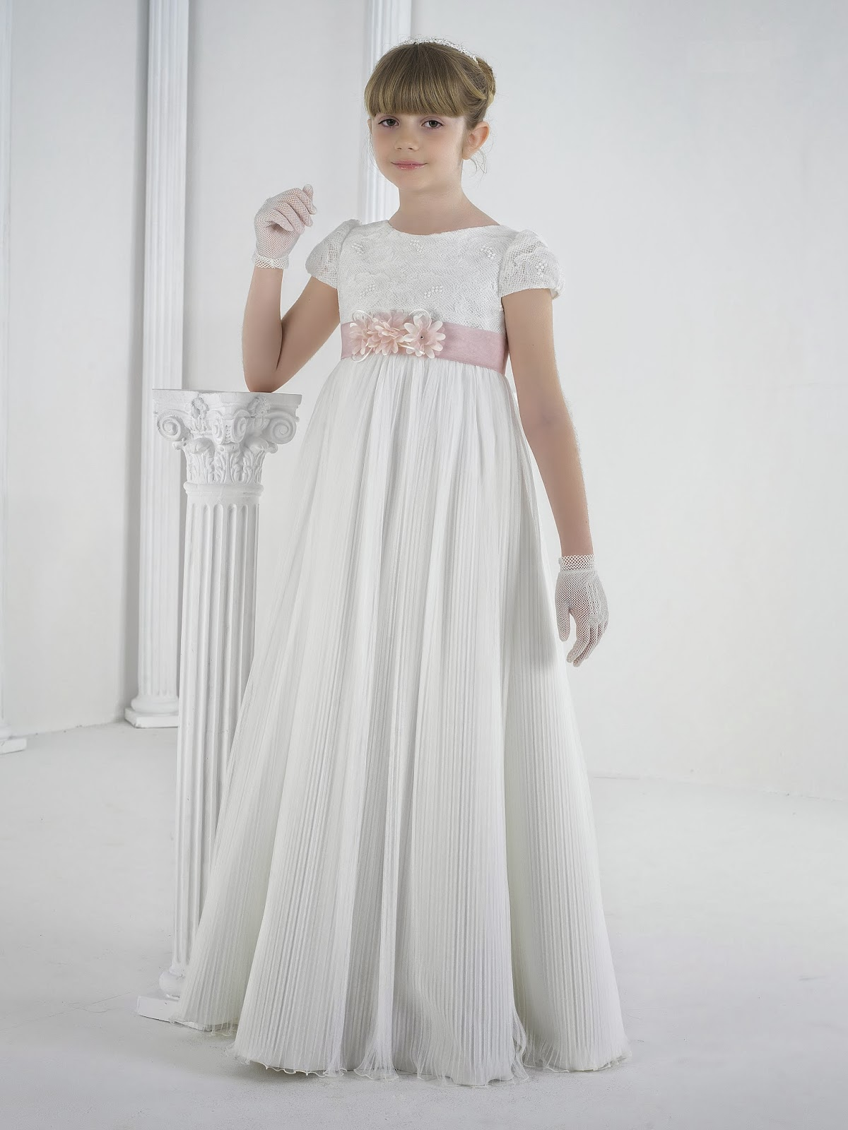 Vestidos comunion glamour parla