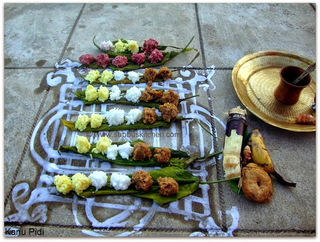 Bogi(Boghi) Festival Recipes - Subbus Kitchen