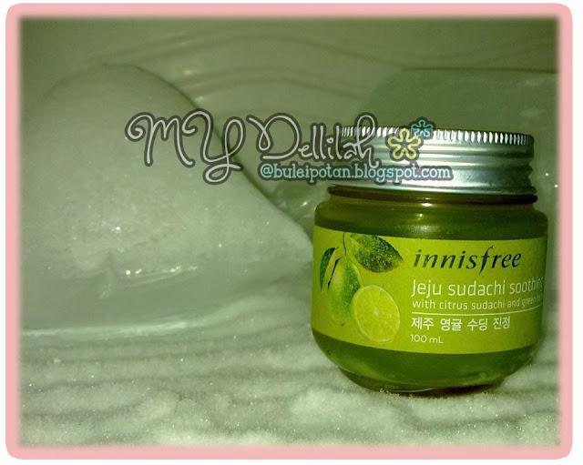 INNISFREE- Jeju Sudachi Soothing Mask