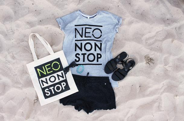 Sweet Monday, adidas NEO, NEO non stop