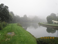 Canal de la Somme in Cappy