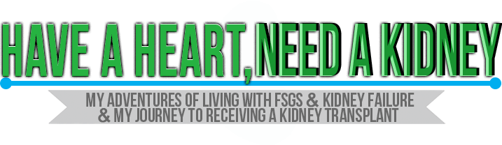 Have a Heart, Need a Kidney