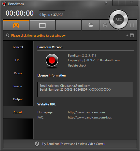 Bandicam 2.3.3.860 + Crack [Latest]