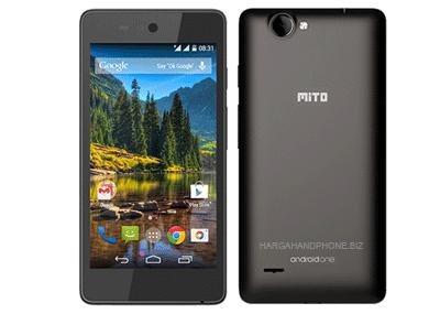 Mito Impact Android One A10 Spesifikasi dan Harga