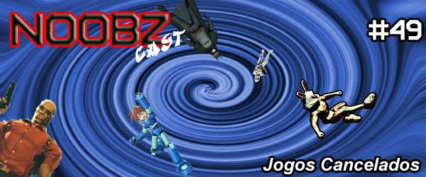 Podcast de games Noobzcast