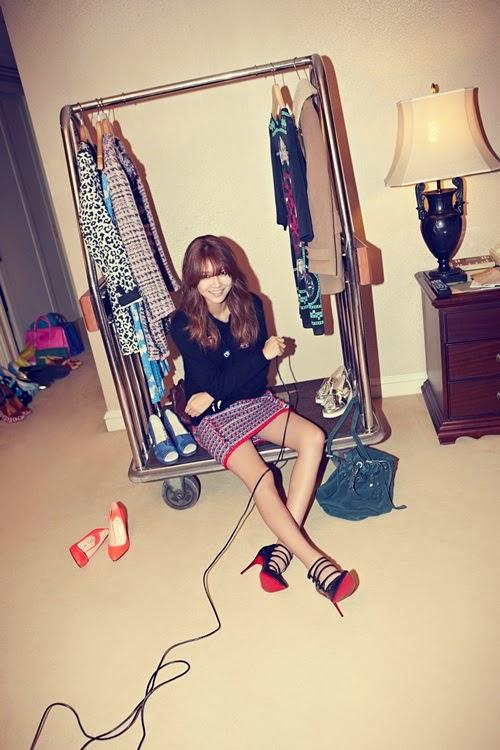 [150120] Sooyoung para el número de enero de Nylon. 03