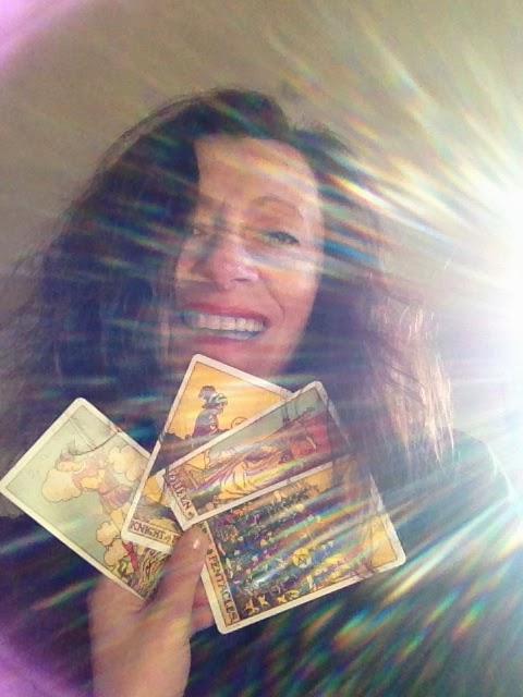 Donna Hazel, Tarotdon Tarot