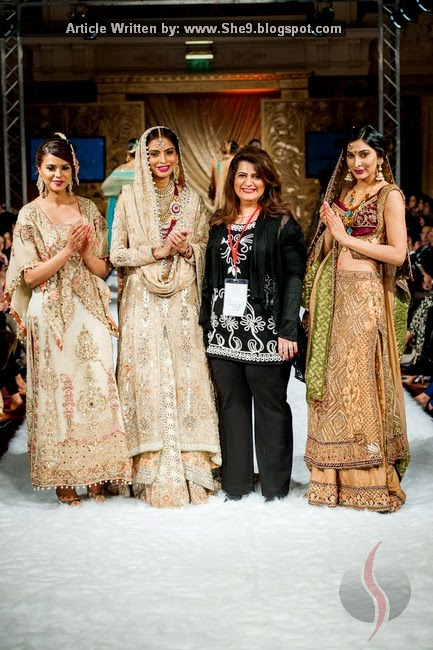 Pakistan Fashion Week London 2015 [Fozia Hammad]