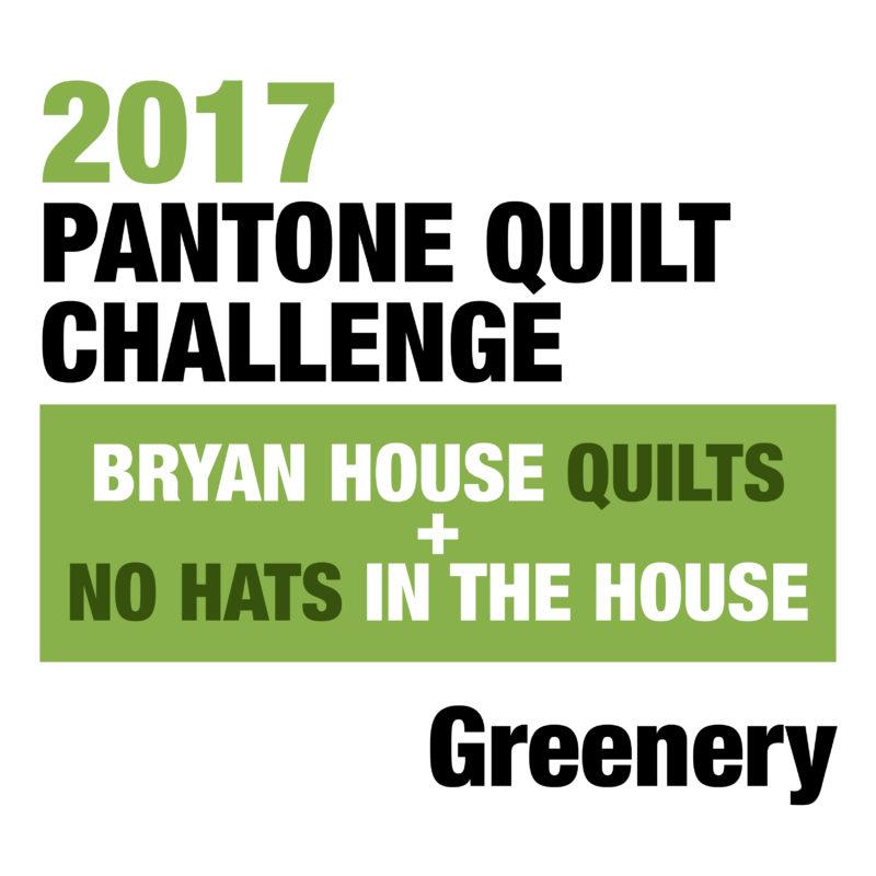 Pantone quilt challenge 2017!