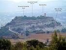 El Serrat del Castell de Tona des de l'avituallament del mas Güell