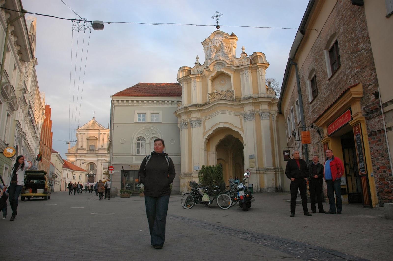 kościół św. Trójcy w Wilnie