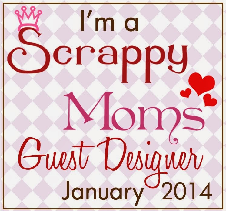 Scrappy Moms Stamps