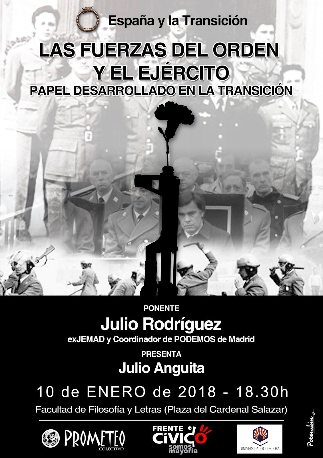 Ciclo La Transición.Enero