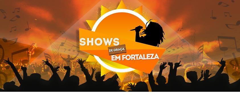Shows de Graça em Fortaleza