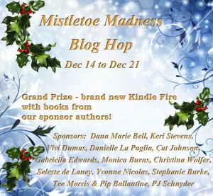 Mistletoe Madness Blog Hop Giveaway
