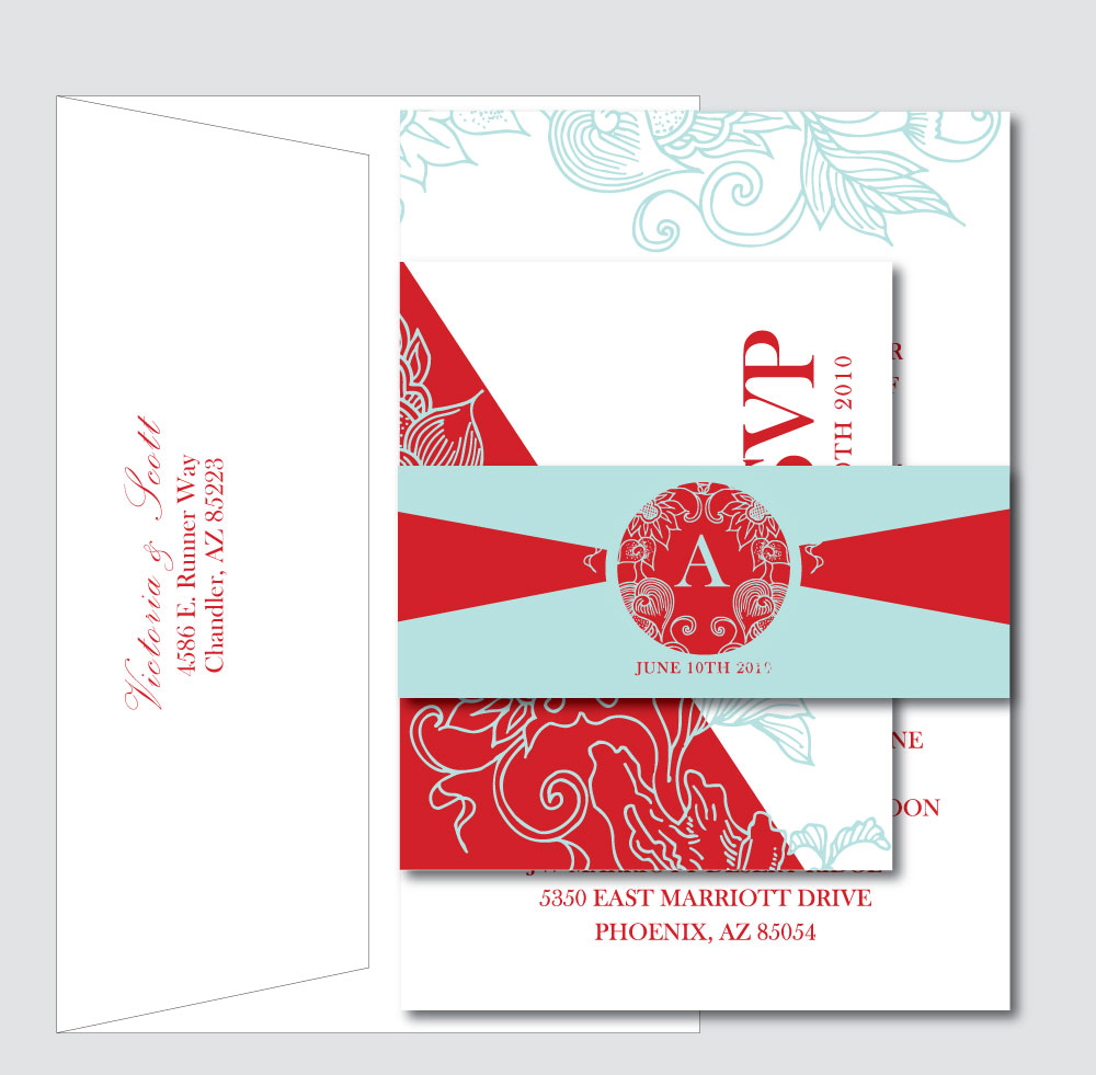 Dolli Bee, wedding invitations and event stationery