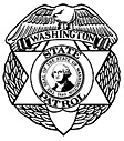 Washington State Patrol Badge