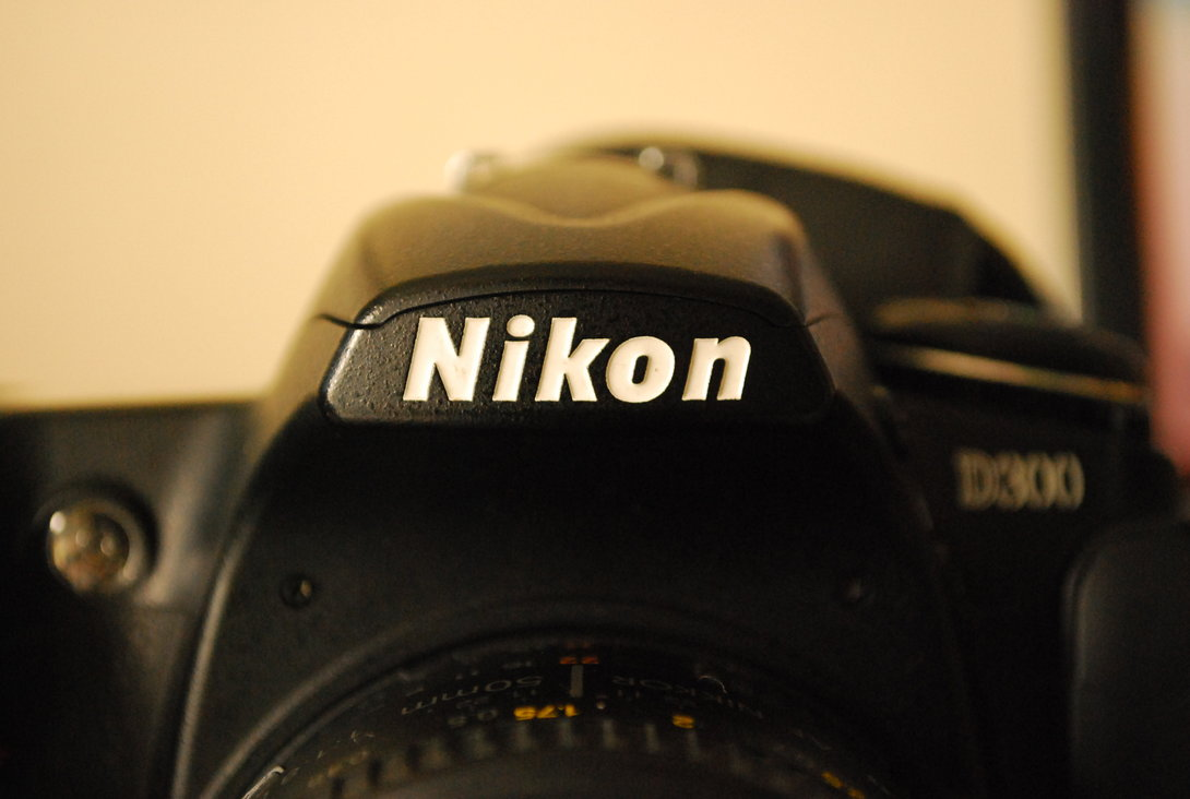 Nikon dijital fotoğraf makinesi resimleri.