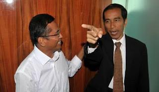 Dahlan Iskan dan Jokowi