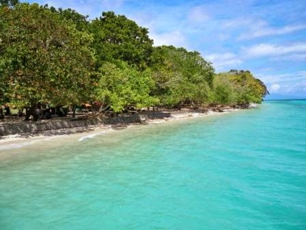 Pantai Liang Ambon, Maluku