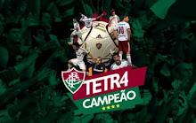Fluminense tetracampeão