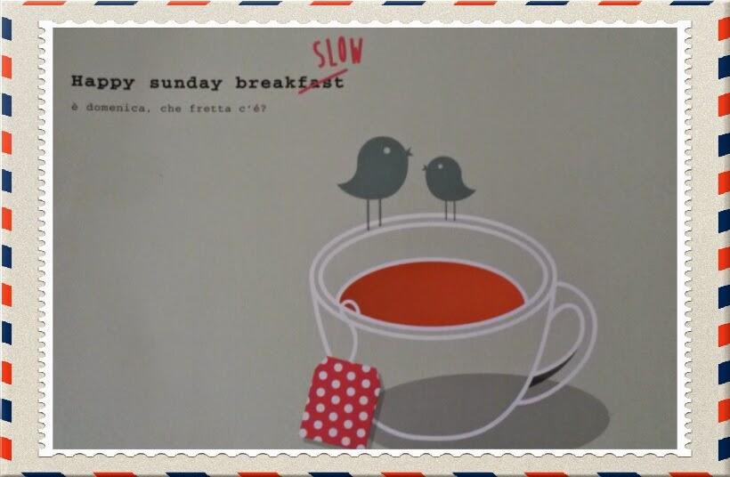 Happy sunday breakslow