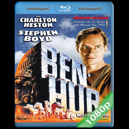 Ben Hur (1959) 1080P HD MKV ESPAÑOL LATINO