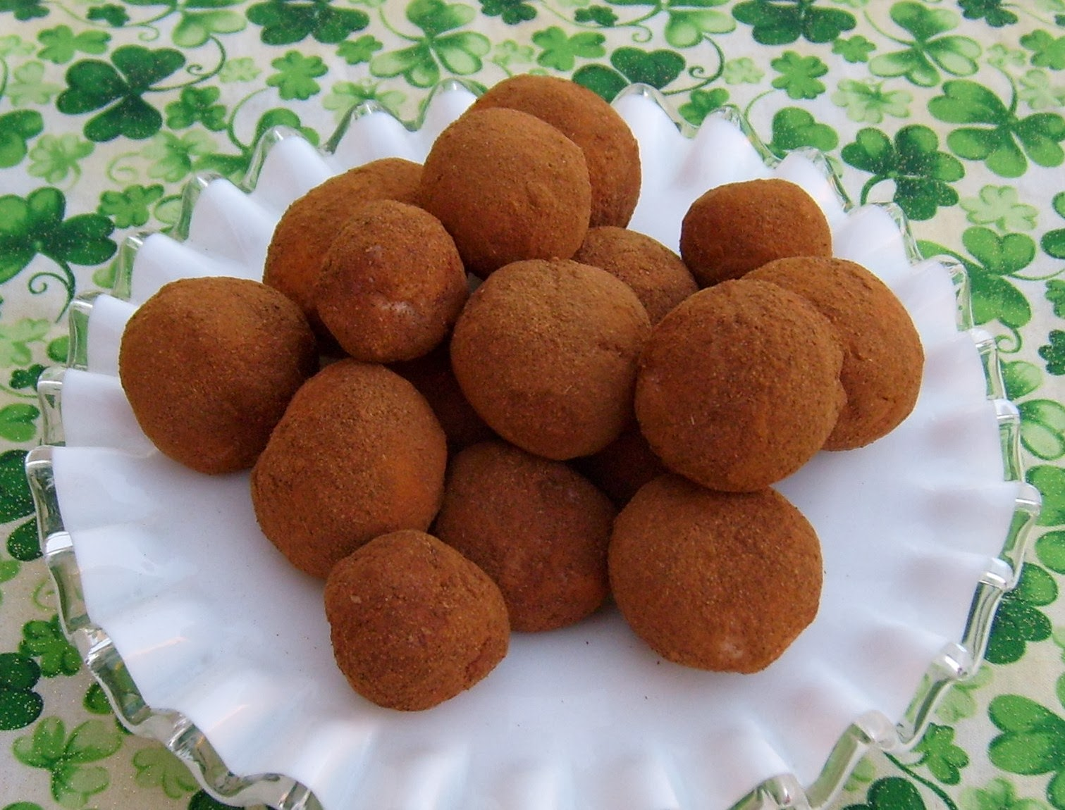 irish potatoes coconut candy