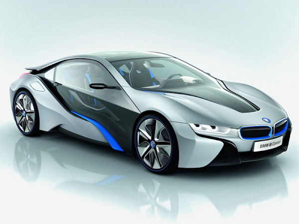 BMW i8: Price, Specs, Release Date and Trailers from MI Ghost Protocol