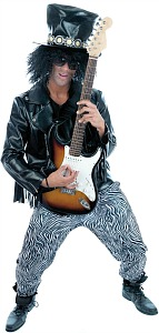 80s Rock Star Costume for Men