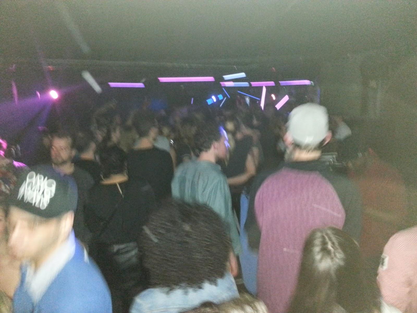 Perron Nightclub Rotterdam