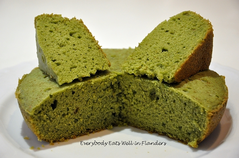 Everybody Eats Well In Flanders Ricecooker Cake 3