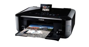 Canon PIXMA MG6250 - Inkjet Photo Printers Download