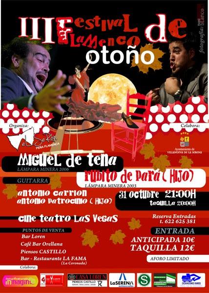 III Festival de Flamenco
