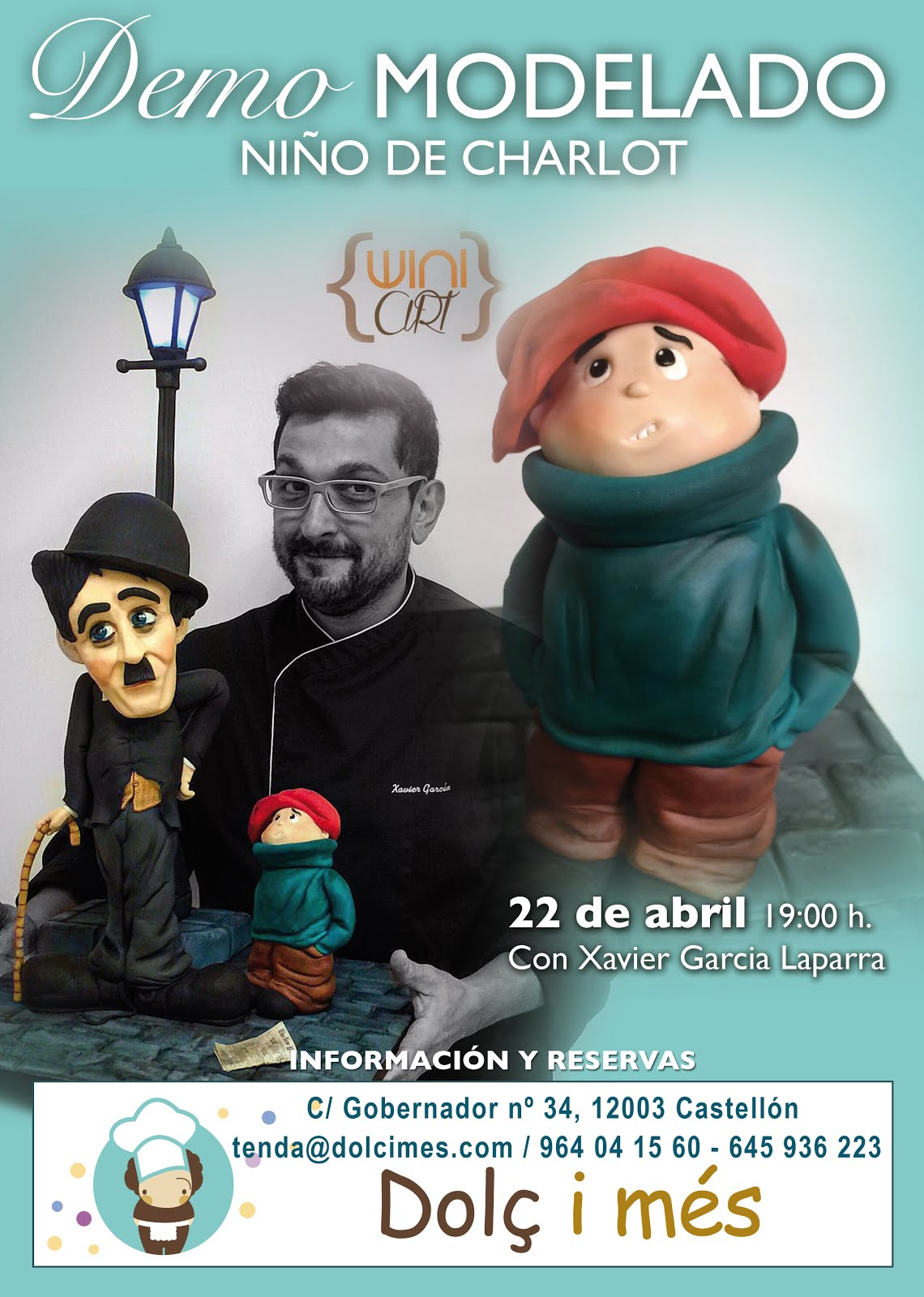 CURSO MODELADO CHARLOT