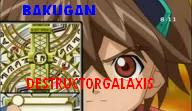 Siga Bakugan Destructorgalaxis
