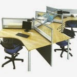 Kantor Partisi Modera Workstation-1-3-Series
