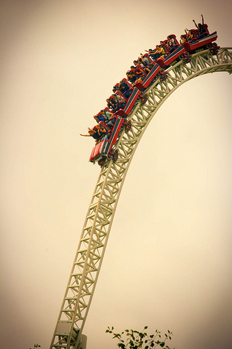 up down rollercoaster The step 2 up & down roller coaster will provide endless enjoyment and hours of fun.