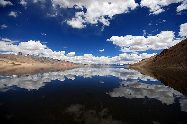 Mysterious Tso Kar Lake of Ladakh