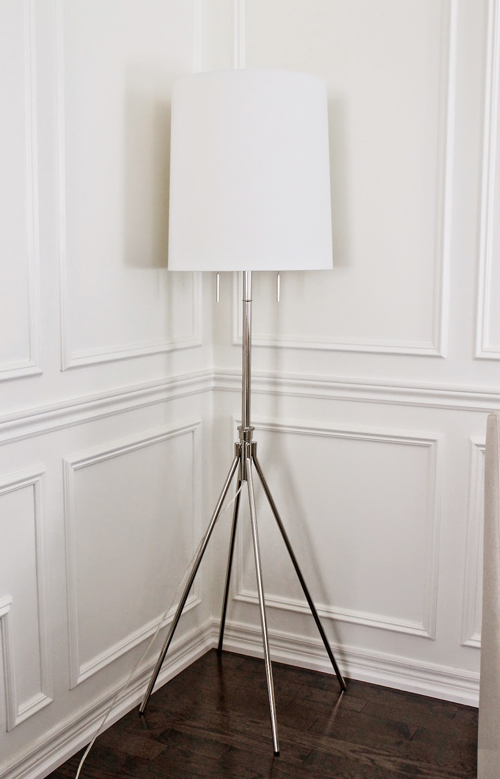 Am Dolce Vita In The Mail Today West Elm Lamp