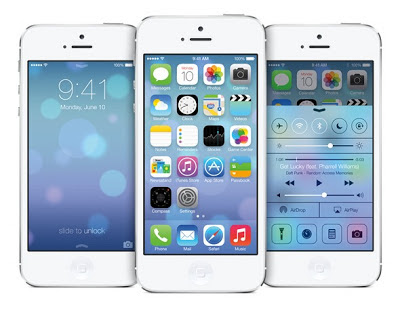 Apple iOS 7 Firmwares for iPhone, iPad, iPod