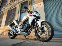 Gambar Motor 2013 Honda CB500F 3