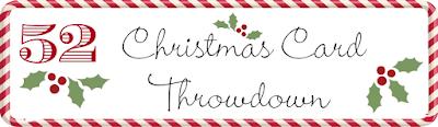 Christmas Card Throwdown