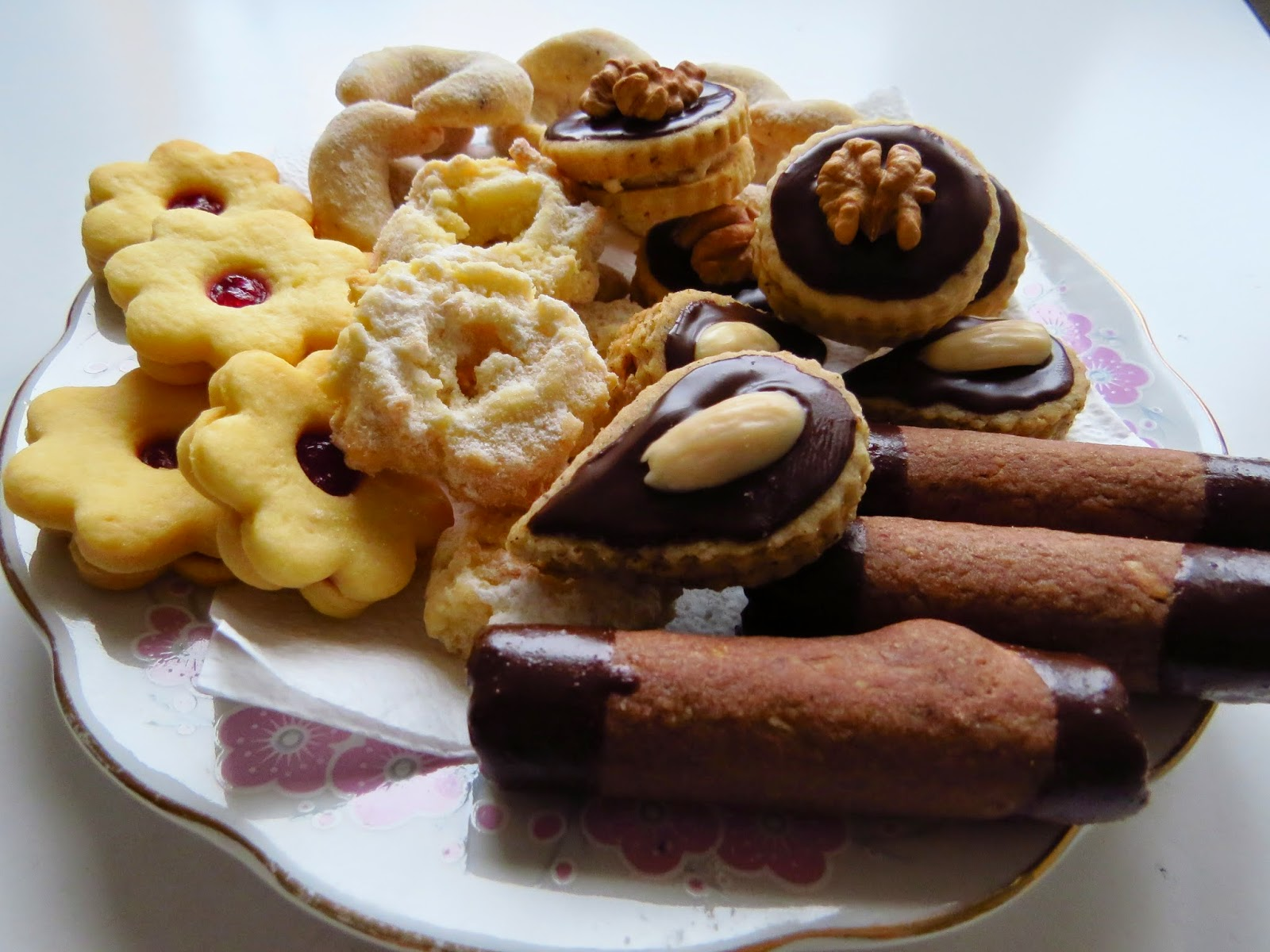 Have Book Will Travel Czech Christmas Cookies