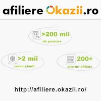 Afiliere Okazii.ro