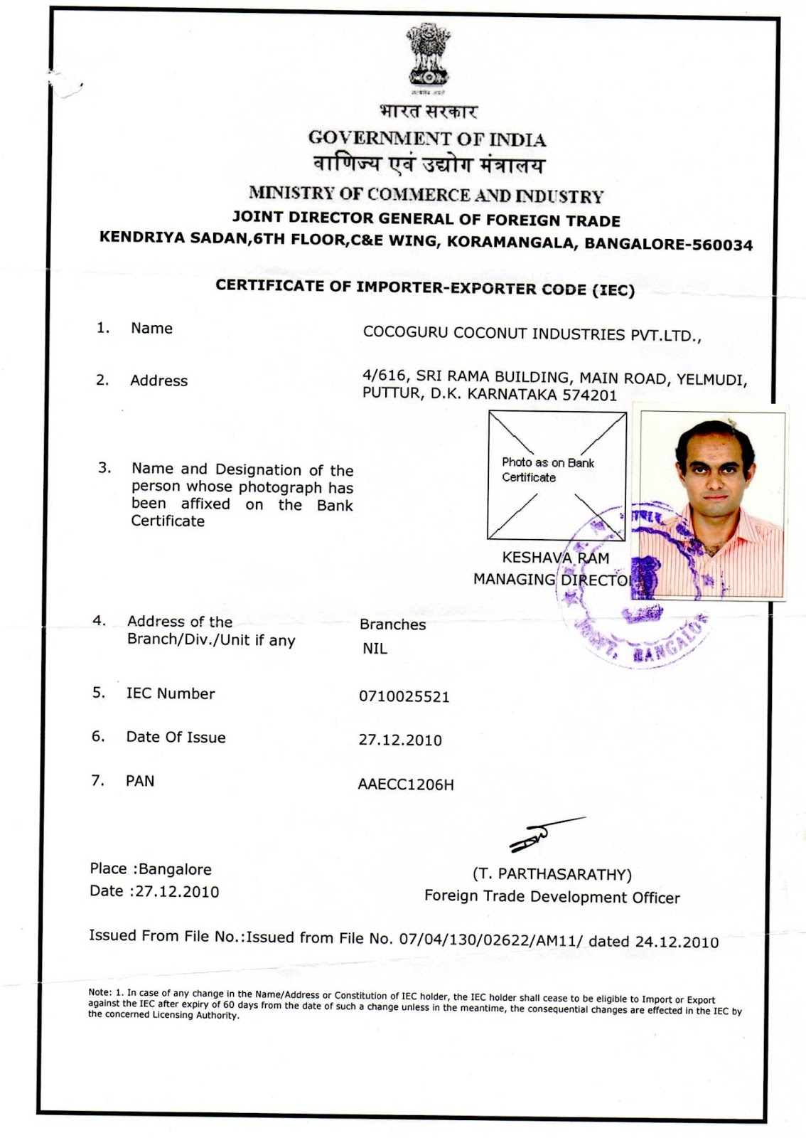 How to start an import export bussiness in india january 2016 6 these documents may be kept securely in a file cover spiritdancerdesigns Images
