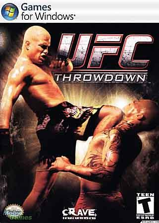 Download-UFC-Throwdown-Gamecube-PC-baixar